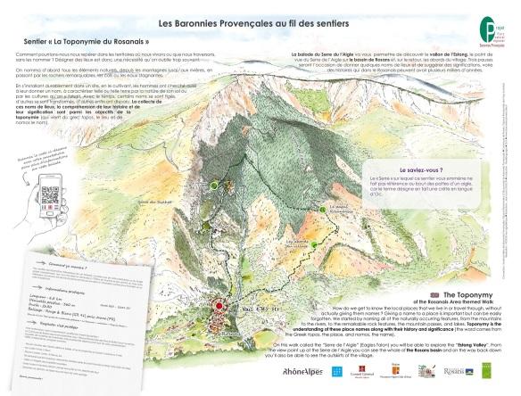 Baronnies Provençales au fil des sentiers1